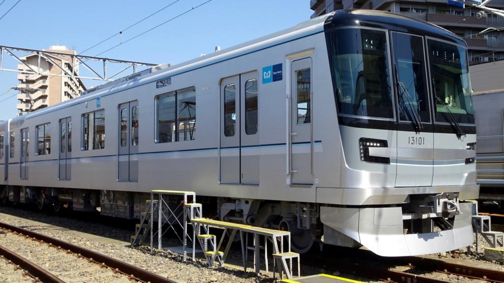 系 東京 メトロ 13000