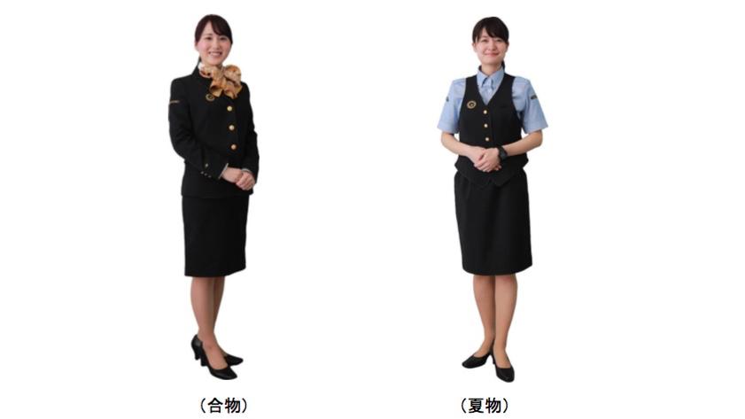 JR九州新制服