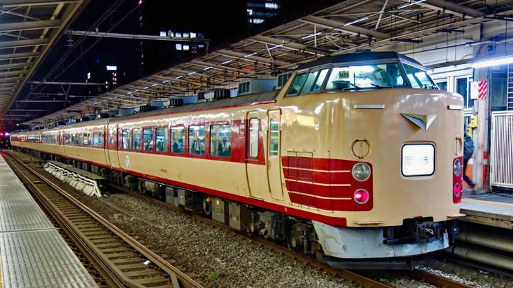 JR東日本八王子支社「さよなら189系M51編成・M52編成ラストラン ...